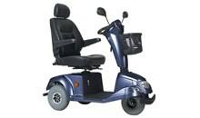 EasyGO L3B El-scooter Blå