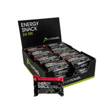 PurePower Energy Snack med tranebær og kerner - æske med 24 stk.