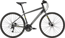 Cannondale Quick Disc 5 | Citybike CHARCOAL GRAY