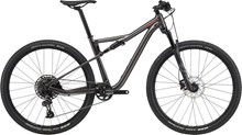 "Cannondale Scalpel Si 5 | 29"" Mountainbike GRAPHITE"