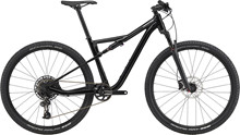 "Cannondale Scalpel Si 6 | 29"" Mountainbike BLACK"