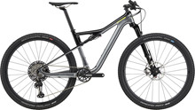 "Cannondale Scalpel Si Carbon 2 | 29"" Mountainbike Charcoal Grey"
