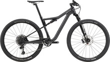 "Cannondale Scalpel Si Carbon 4 | 29"" Mountainbike Black Pearl"