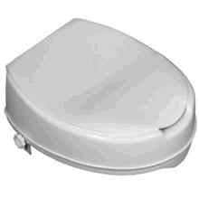 Toiletforhøjer 10 cm