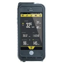 ToPeak RideCase Vandtæt Taske Iphone 5 - Sort/Grå