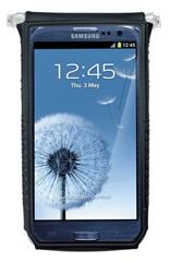 "ToPeak Smartphone Taske DryBag 4""-5"" Sort"
