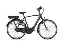 GAZELLE El-cykel ARROYO C7+ HMB | Black mat | Herre