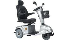 EasyGO L3B - El-scooter Sølv