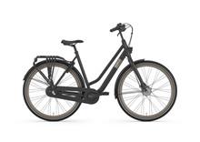 GAZELLE Dame cykel ESPRIT | 7 Gear - Black mat