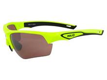 AGU Cykelbrille MEDINA HD Fluo Yellow