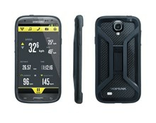 ToPeak RideCase, Samsung Galaxy S4 - Sort Vandtæt Taske