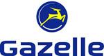 GAZELLE Elcykel ORANGE C7+ HMB | Jeans blue mat | Dame | Guld batteri