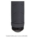 Minipumpe til racercyklen - Pumpe RaceRocket HPX Guld 25cm