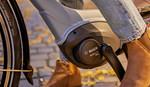 GAZELLE Elcykel PARIS C7+ HMB | Black mat | Dame | Sølv batteri