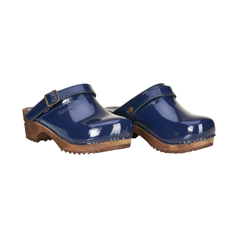 SANITA EVA KIDS CLOGS 455576 N