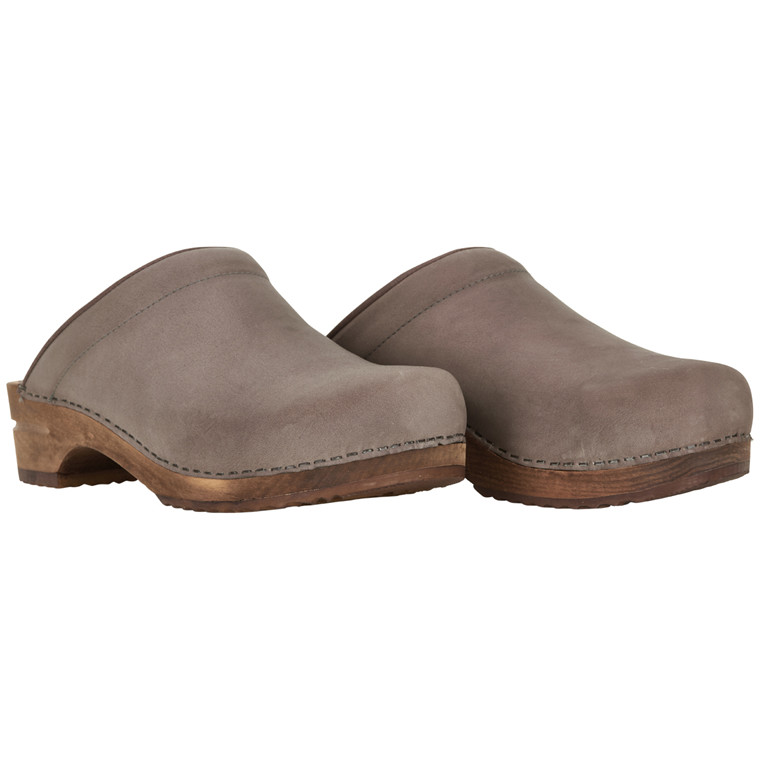 SANITA CHRISTIAN CLOGS 1200009M GREY