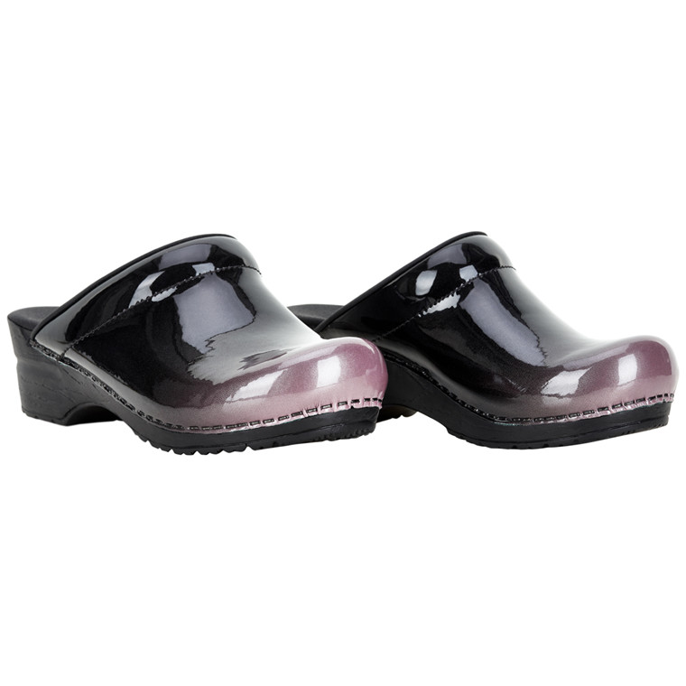SANITA OPEN PATENT CLOGS 1990045 65