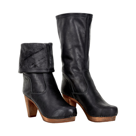 SANITA MICHAELA PLATEAU BOOT 458334