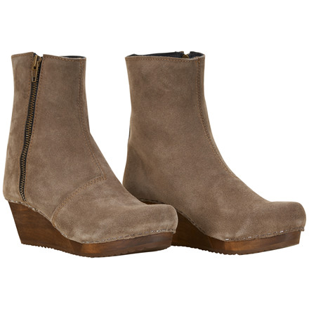 SANITA LILA WEDGE FLEX STØVLE  450116 20