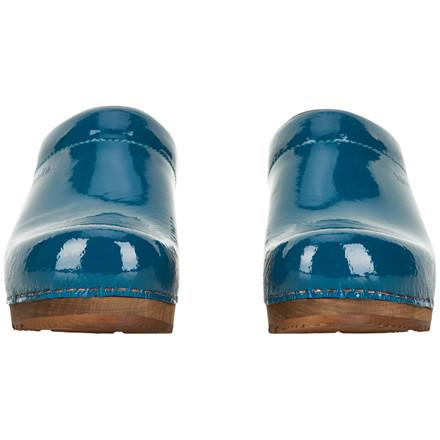 Sanita Classic Patent Clogs 457012 17