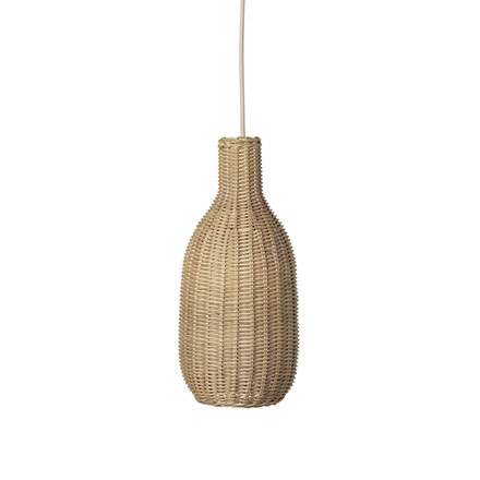 Ferm Living Braided Bottle Lamp shade, lampeskærm