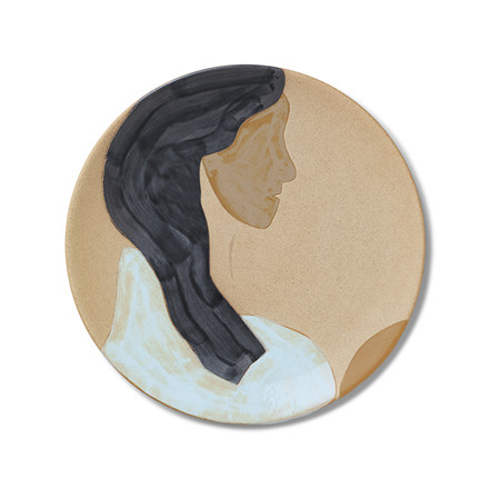 Ferm Living, Hessa Ceramic Platter