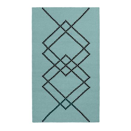Louise Roe Rug Borg gulvtæppe, Vintage Green