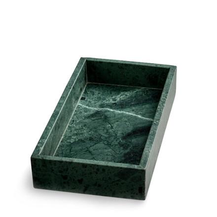 Nordstjerne bakke, grøn marmor lille