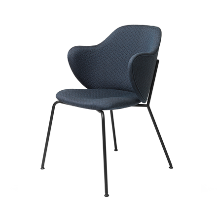 by Lassen Chair - spisebordsstol, tekstil