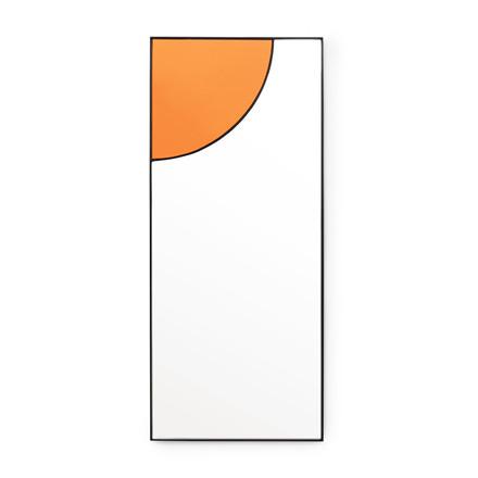 Tivoli By Normann Cph Tivoli Mirage Spejl, Karamel