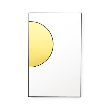 Tivoli By Normann Cph Tivoli Mirage Spejl, Guld