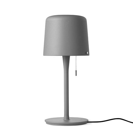 Vipp 530 bordlampe, lysegrå