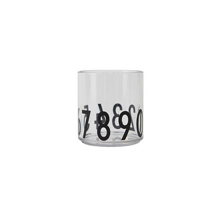 Design Letters Numbers drikkeglas – Special Edition