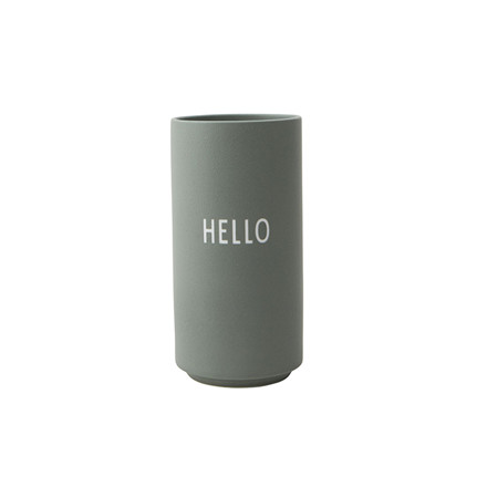 Design Letters Favorit vase, HELLO