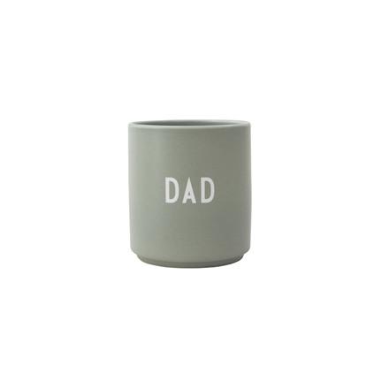 Design Letters Favoritkop, DAD