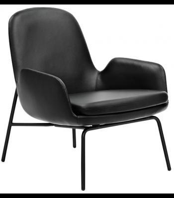 Normann Copenhagen Era Lounge Chair Low, Stål