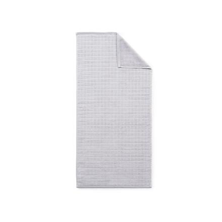 Normann Copenhagen Imprint håndklæde, Grid Lilac