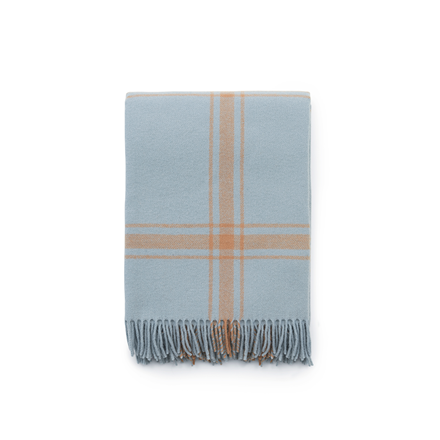 Normann Copenhagen Papa plaid, Check soft
