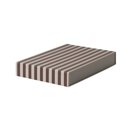 Ferm Living Striped Box - Rectangle