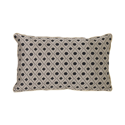 Ferm Living Salon Cushion, Mosaic Sand