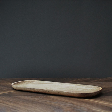 Pieces Collection fra VIPP - Elongated wood tray