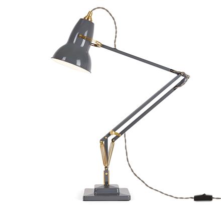 Anglepoise Original 1227 ™ Arkitektlampe, messing
