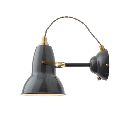 Anglepoise Original 1227 ™  væglampe, messing