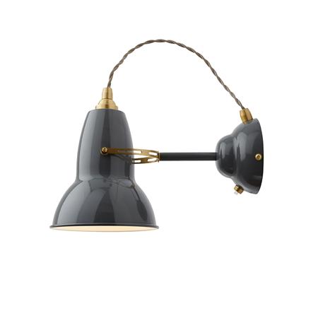 Anglepoise Original 1227 ™  væglampe, messing