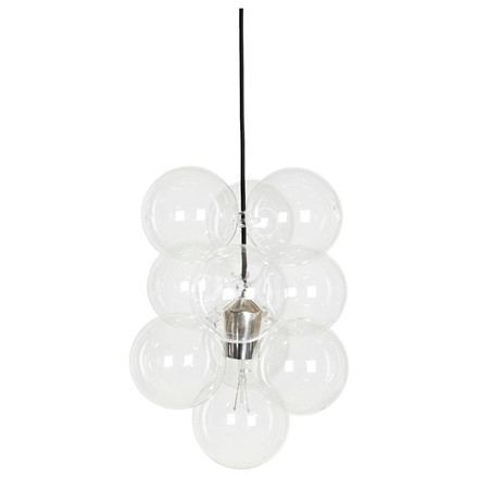 House Doctor DIY loftlampe m/glaskugler
