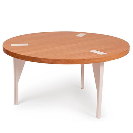 New Works Round Keel Table
