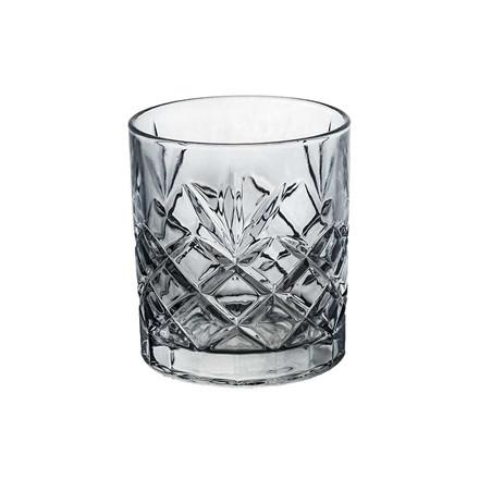 Cigzag Casper Lowball glas, 6 stk.