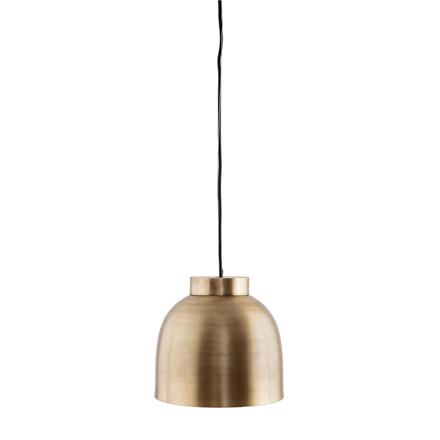 House Doctor Bowl loftslampe i messing, 22 cm