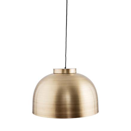 House Doctor Bowl loftlampe i messing, 50 cm