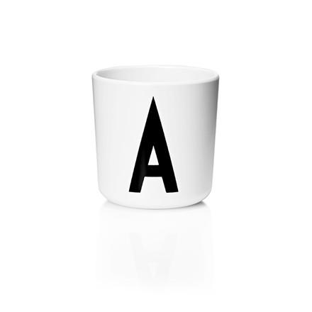 Design Letters Melamin personlig kop